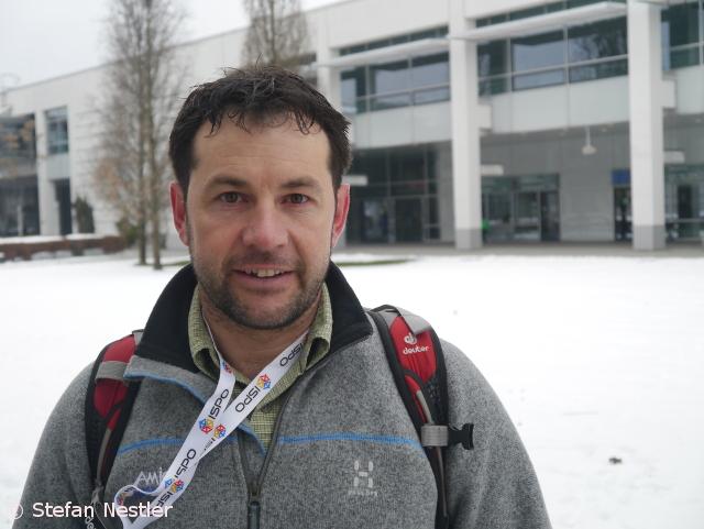 """Доминик Мюллер (Dominik Mueller), глава немецкого альпинистского турагенства """"Amical alpin"""""""