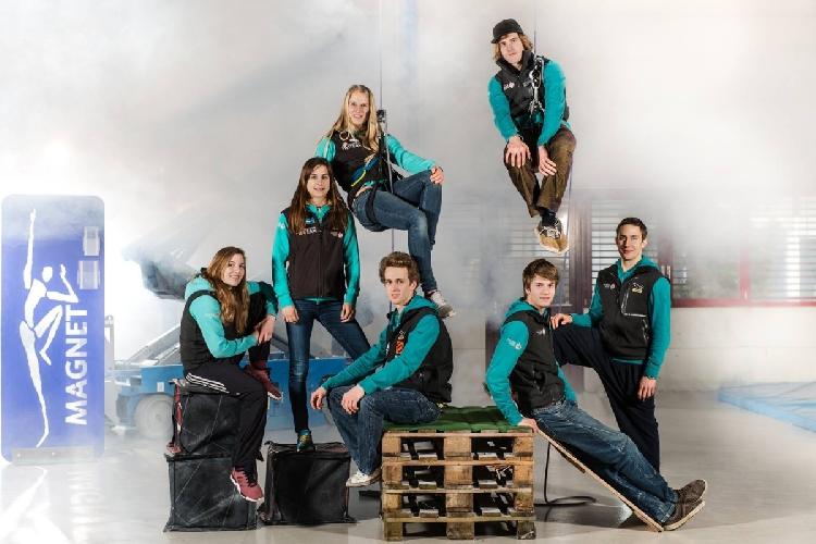 Петра Клинглер ( Petra Klingler). Родная сборная. Фото © SAC Swiss Climbing Team