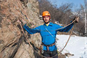 Как укорачивать альпинистские петли