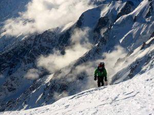 Алекс Тикон: За 4 часа мы бы могли дойти до вершины!