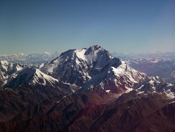 Нанга Парбат (Nanga Parbat, 8126 м) - девятый по высоте восьмитысячник мира