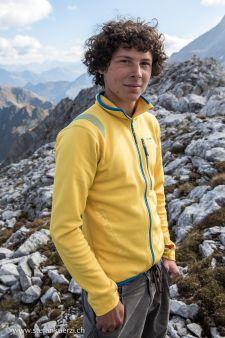 Фабиан Буль: видеопортрет немецкого скалолаза