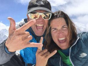 Весенняя экспедиция Симоне Моро на Манаслу. Симоне и Тамара открывают альпинистский сезон восхождением на Айленд-пик