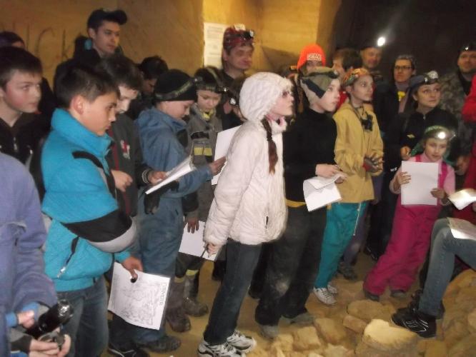 подземные соревнования Одесса - 2015