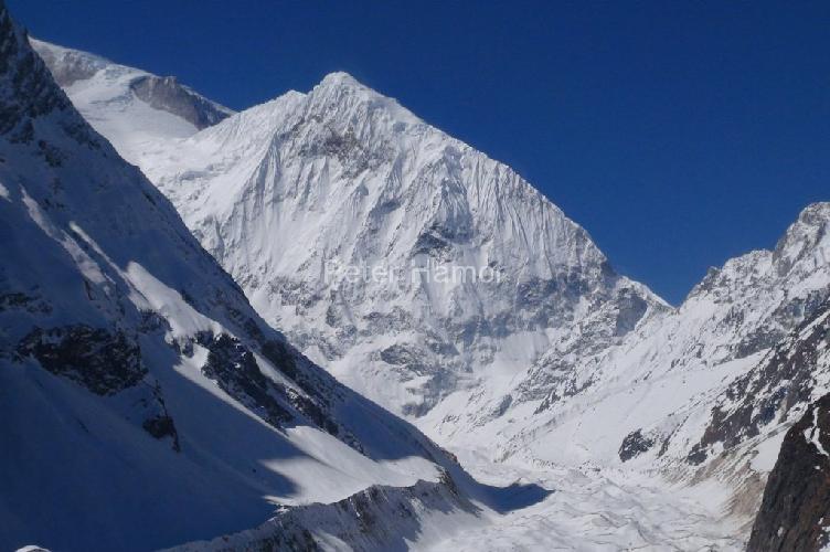 Северная вершина Манаслу
