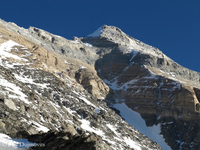Кулуар Нортона на Эвересте