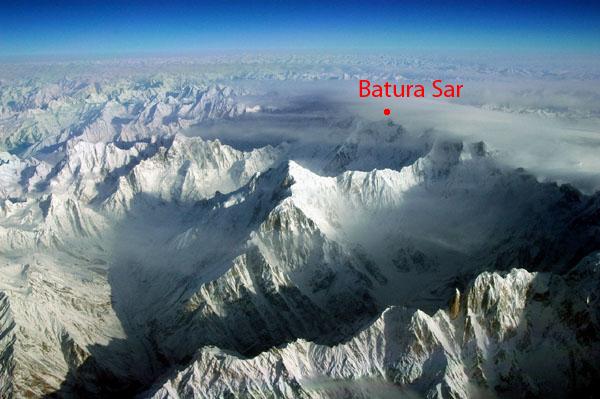 пик Батура Сар ( Batura Peak / Batura Sar)