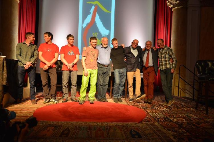 Победители и гости Piolets d
