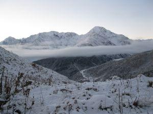 О некоторых особенностях путешествия по среднегорью северного Кавказа
