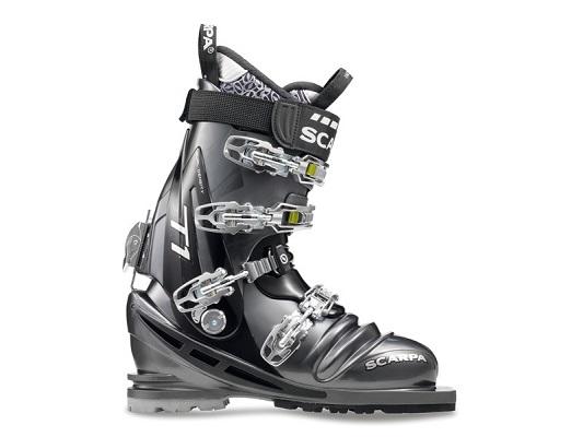 Современные ботинки Scarpa T1
