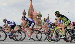 Украинские велогонщики