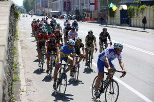 Впервые за 10 лет в столице прошел Чемпионат Киева по велоспорту на шоссе