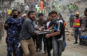 Черный день Непала