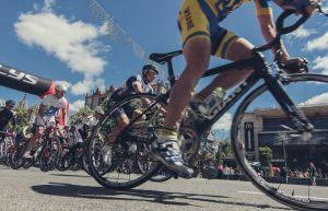 День Европы вернул легендарную велогонку Критериум на Крещатик
