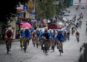 В Киеве, во время проведения международной велогонки, перекроют центральные улицы!