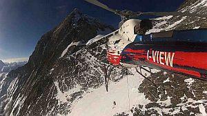 Эверест. Мировой рекорд в спасении альпиниста