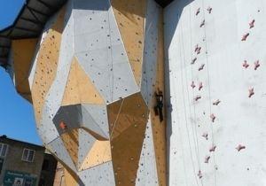 Чемпионат Украины по скалолазанию в видеосюжете программы «Детали. Спорт»