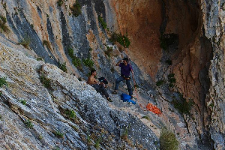 Попытка прохождения маршрута Chilam Balam