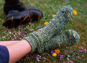 Как выбрать треккинговые носки (носки для похода)?