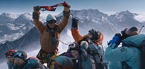 Официальный трейлер фильма о трагедии на Эвересте 1996 года