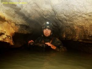 17 сифонов пещеры Крубера-Воронья