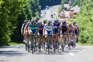 Международные велосоревнования в Виннице выиграли киевляне