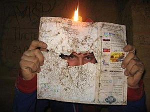 В Одесских катакомбах пройдет семинар по топосъемке пещер