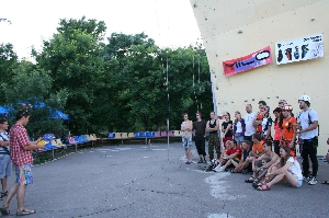 Чемпионат Украины по спелеотехнике в Одессе (ФОТО)