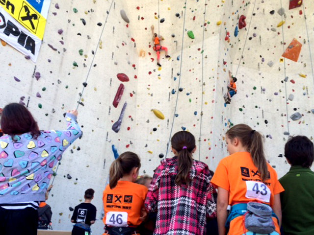 «Youth Colour Climbing» 2015