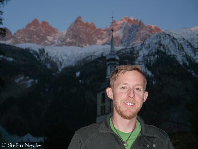 Томми Колдвелл (Tommy Caldwell) в Йосемитах