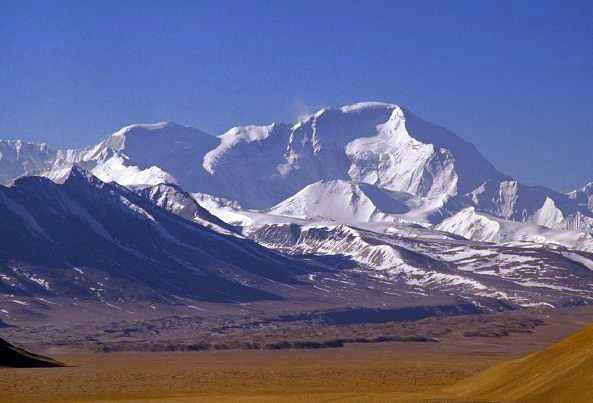 Чо Ойю, вид со стороны Тибета