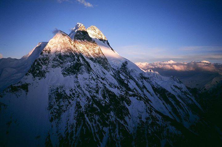 Броуд Пик (Broad Peak, 8051м) - горная вершина в Каракоруме, двенадцатый по высоте восьмитысячник мира