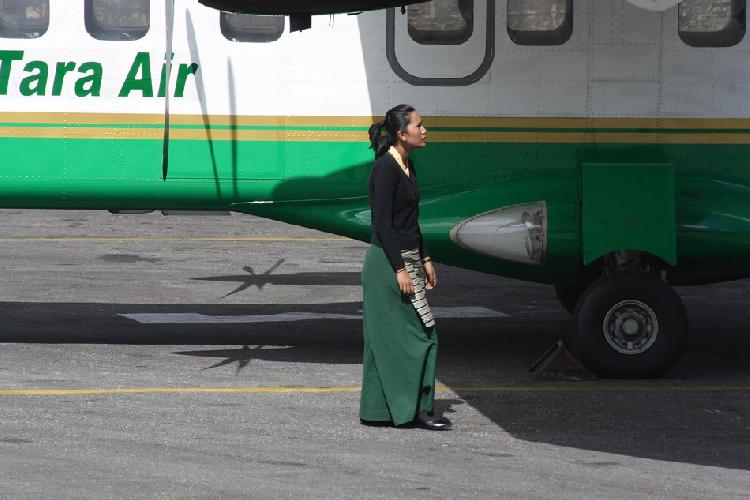 Стюардесса – Зеленая Тара – не у дел. С исполнением желаний придется подождать