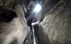 Неделя спелеологии на Западной Украине: пещера