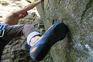 Какие туфли выбрать для боулдеринга?