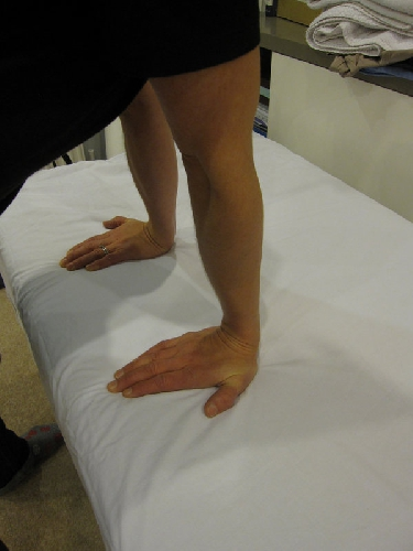 Массаж при переломе лучевой кости