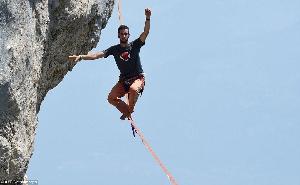 Натан Паулин (Nathan Paulin) в прохождении рекордного хайлайна