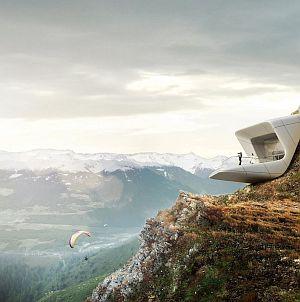 На вершине Итальянских Альп открылся новый музей Райнхольда Месснера