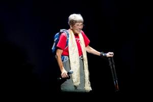 Поход Эдны Нортрап к Эвересту – в 84 года не поздно начинать…