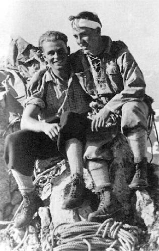 Тони Курц и Андреас Хинтерштойсер