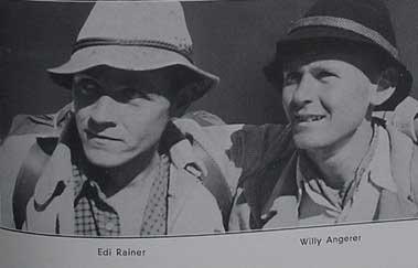 Е.Райнер и В.Ангерер