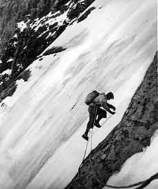 Ф.Каспарек на льду