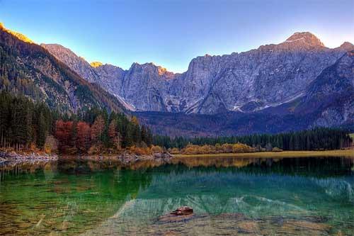 Озеро Weissenfelser