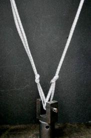 Компенсационная петля с узлами