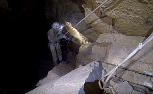 Пещера Берчильская. Экспедиция украинских спелеологов 2015 года