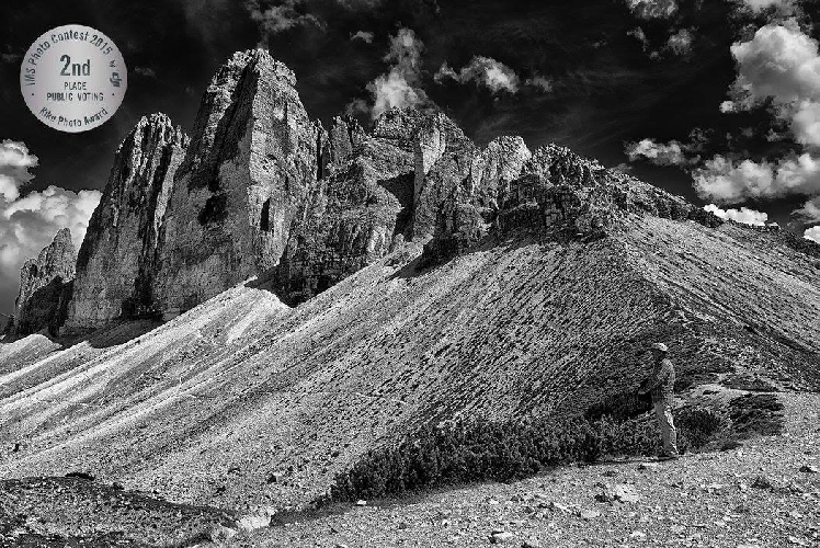 Тре Чиме ди Лаваредо. Фото © Roberto Carenevali / IMS Photo Contest 2015 by DJI