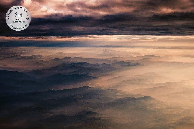 Австрийские Альпы. Фото © Tigran Lorsabyan / IMS Photo Contest 2015 by DJI