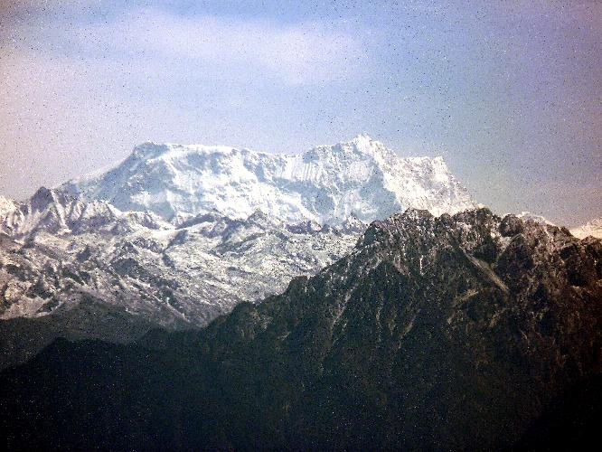 Гангкхар-Пуенсум (Kangkar Pünzum, Kankar Punsum) - высочайшая гора в мире на которую еще не ступала нога человека