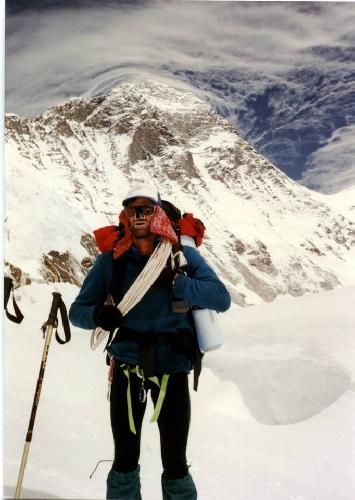 Дэн Мазур. Теперь известный американский гид. В наших экспедициях начинал карьеру альпиниста-высотника и взошел на Эвекрест.