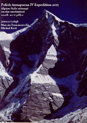 Юго-Западный контрфорс семитысячника Аннапурна IV (Annapurna IV) высотой 7,525 метров.